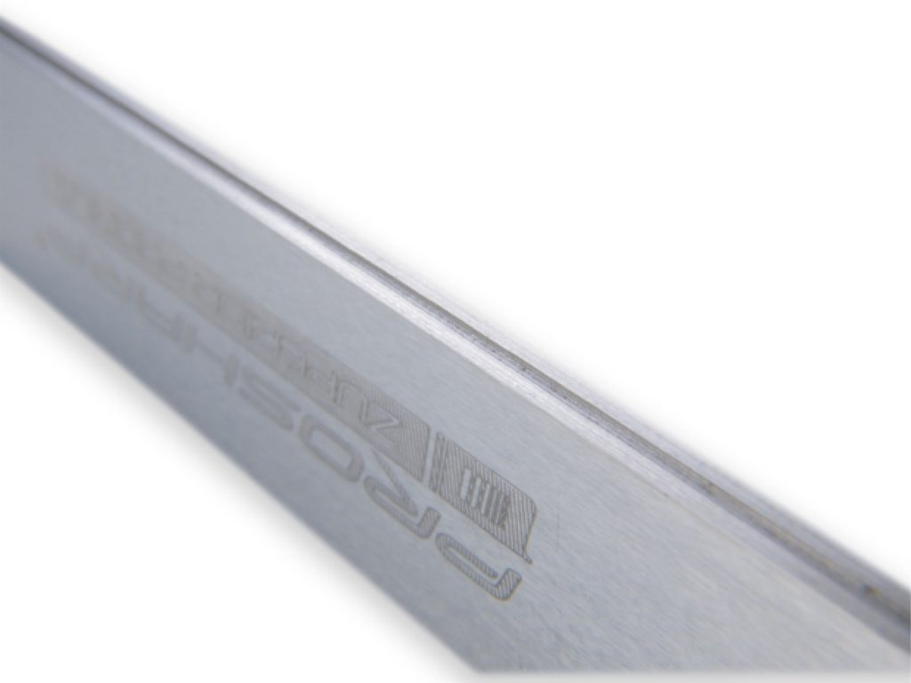 Channel Z sharpening