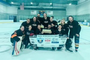 Beer League Hockey Championship champions photo